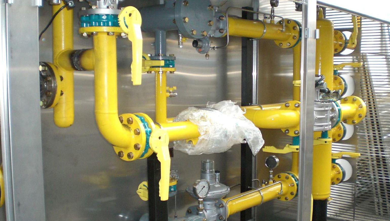 Segeit engineering specializzata in impianti tecnologici - Tubazioni gas metano interrate ...